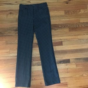 Express Editor Dress pants Size 00R color Navy